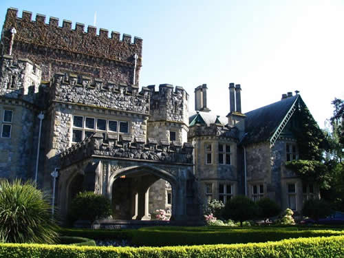 Hatley Castle National Historic Site Victoria BC - Museum
