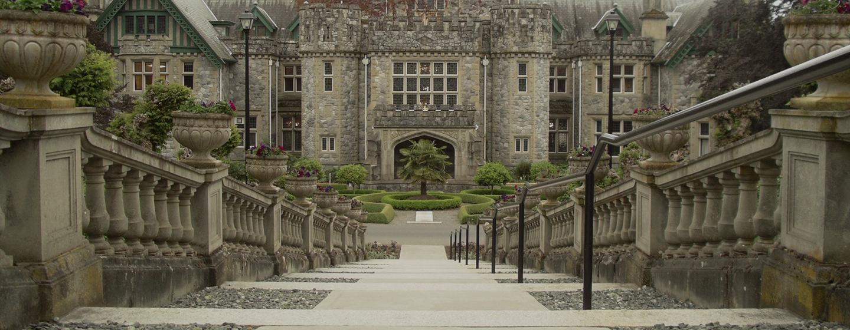 Hatley Castle Victoria BC - slider image